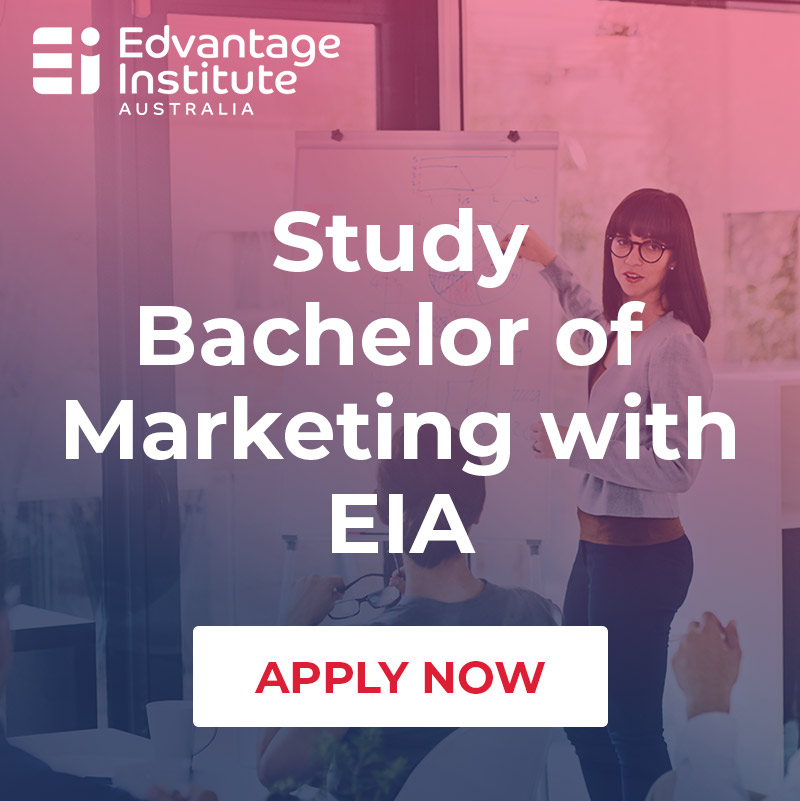 Study Bachelor of Marketing